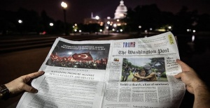 Washington Post ABD halkını FETÖ'ye karşı uyardı