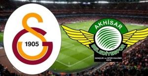 Galatasaray Akhisarspor Süper Kupa...