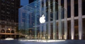 Teknoloji devi Apple'ın ABD'de piyasa değeri 1 trilyon dolara ulaştı