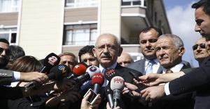 CHP lideri Kılıçdaroğlu'ndan İş Bankası açıklaması