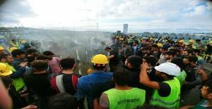 Hak arayan 24 havalimanı işçisi ile ilgili tutuklama kararı verildi