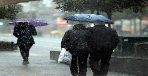 Meteoroloji uyardı, o iller sağanak yağışın etkisi altına girecek