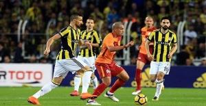 Galatasaray Fenerbahçe maçı canlı...