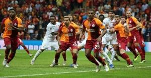 Lokomotiv Moskova Galatasaray maçı...