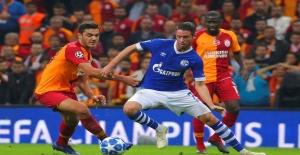 Schalke 04 Galatasaray maçı saat...