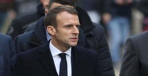 Fransa Cumhurbaşkanı Macron sendika ile iş veren örgütleri ile görüşecek