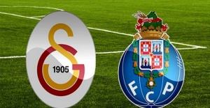 Galatasaray Porto maçı canlı yayın...