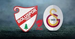 Boluspor Galatasaray maçı ne zaman saat kaçta ve hangi kanalda