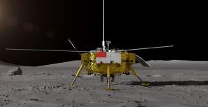 Çin Ay'ın karanlık yüzüne iniş yaptı
