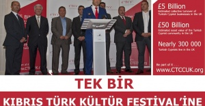 İngiltere Kıbrıs Türk Kültür Festivali...