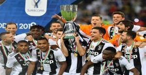 İtalya'da Süper Kupa'nın sahibi belli oldu