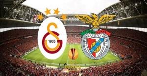 Galatasaray Benfica maçı canlı yayın...