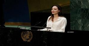 Angelina Jolie isyan etti 'Sessizlik alarm verici boyutta'