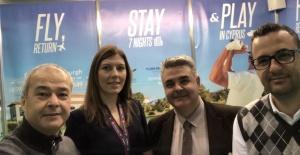 Cyprus Paradise ve Korineum Golf Resort Glasgow Golf Show'da