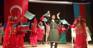 Antalya'da Azerbaycan Cumhuriyeti'nin 101. kuruluş yıldönümü muhteşem kutlandı