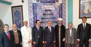 Londrada Ramazan Bayramı Coşkusu