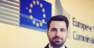 Avrupa Parlementosu Avrupa Spor Haftası Elçisi olan Ozan Karakuş