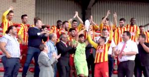 Dumlupınar Yeni Malatyaspor sezona...