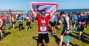 Great North Run 2019 Yarı Maratonunda...