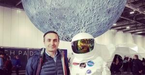 Amerikalı Astronot Türkiye Hayranı...