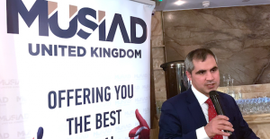 MUSIAD Business Networking: Londra...