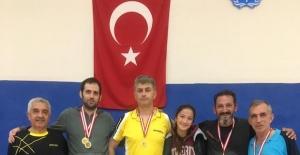 Antalya Veteranlar Şampiyonası Muhteşem Final Müsabakalarına Sahne Oldu