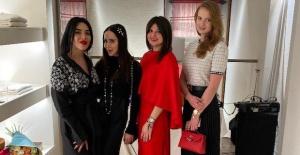 Azerbaycanlı Kadınlar etkinlikte...