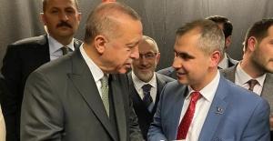 Müsiad UK Başkanı Mustafa Demir...