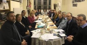 Konseyden Olağan Genel Kurul Toplantısı...