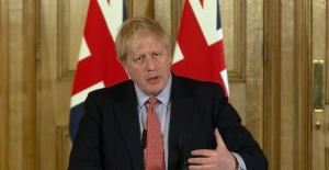 İngiltere Başbakanı Boris Johnson#039;ın...