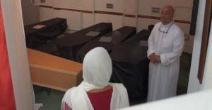 Londra'daki Kıbrıslı Türklerin cenazeleri KKTC'ye gönderilmeyi bekliyor