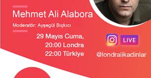 Londralı Kadınlar grubu Memet Ali Alabora ile canlı yayını