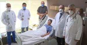 Türk cerrahlardan tarihi 'çok branşlı' ameliyat