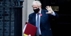 İngiltere Başbakanı Johnson#039;dan...