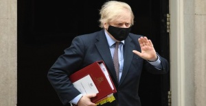 İngiltere Başbakanı Boris Johnson,...
