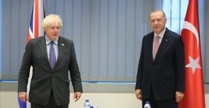 Birleşik Krallık Başbakanı Johnson,...