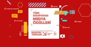 Türk Diasporası Medya Ödülleri yarışması başlıyor
