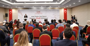 Türk diasporası gençlerini Ankara'da YTB bir araya getirdi