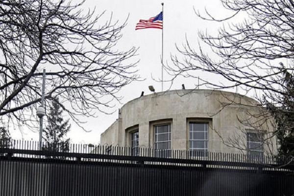 ABD'nin Ankara Büyükelçiliği bugün kapalı olacak işte nedeni