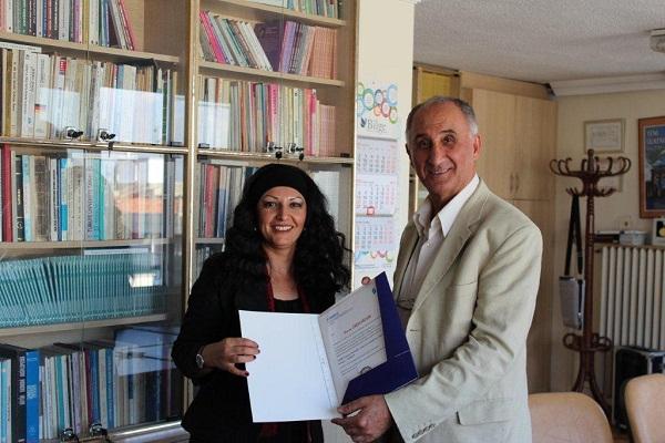 Semra Eren Nijhar SABEV Avrupa Temsilcisi oldu