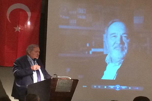 Prof. İlber Ortaylı'dan Londra'da konferans