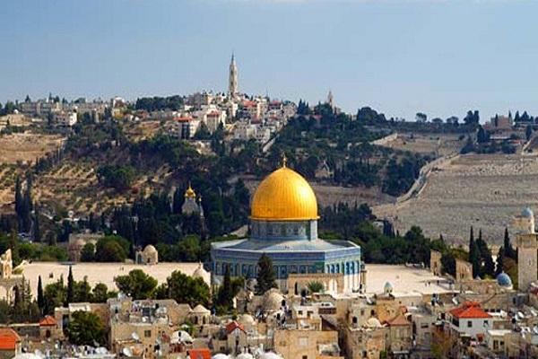 ABD#039;nin İsrail büyükelçiliğinin...