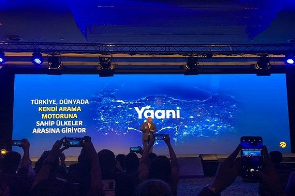 İlk yerli arama motoru: 'Yaani'