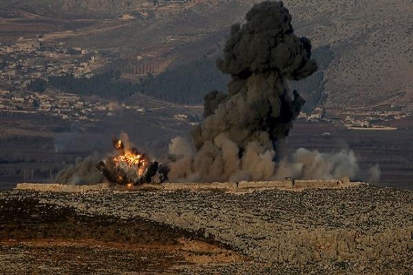 Afrin operasyonunda etkisiz hale getirilen terörist sayısı açıklandı