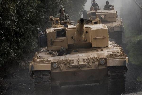 Afrin operasyonunda 38. gün, 2 bin 59 terörist öldürüldü