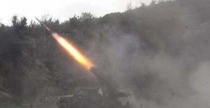 Suudi Arabistan'a balistik füze saldırıları düzenlendi