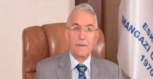 Eskişehir Osmangazi Üniversitesi rektörü istifa etti