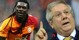 Aziz Yıldırım 'Gomis Fenerbahçe'ye gelmek istedi'
