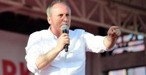 Muharrem İnce Şanlıurfa'da Erdoğan'a seslendi