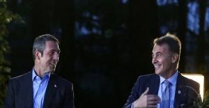 Ali Koç ve Fikret Orman'dan Dünya Kupası kararı